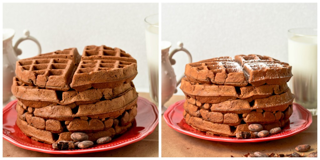 Waffles Collage 2
