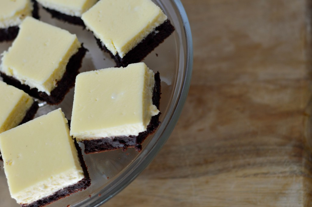 Cheesecake Brownies 6